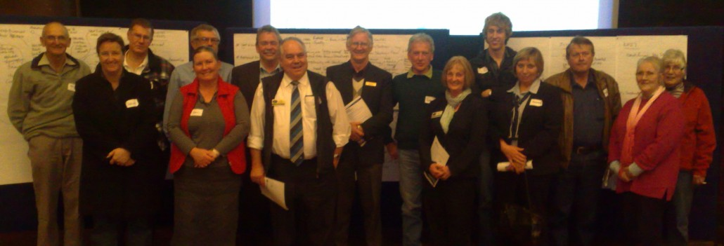 Participants Tenterfield Local Planning Forum, Northern Inland Regional Development Plan
